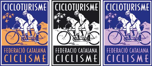 Logo Comissió de Cicloturisme FCC Ramon Casas